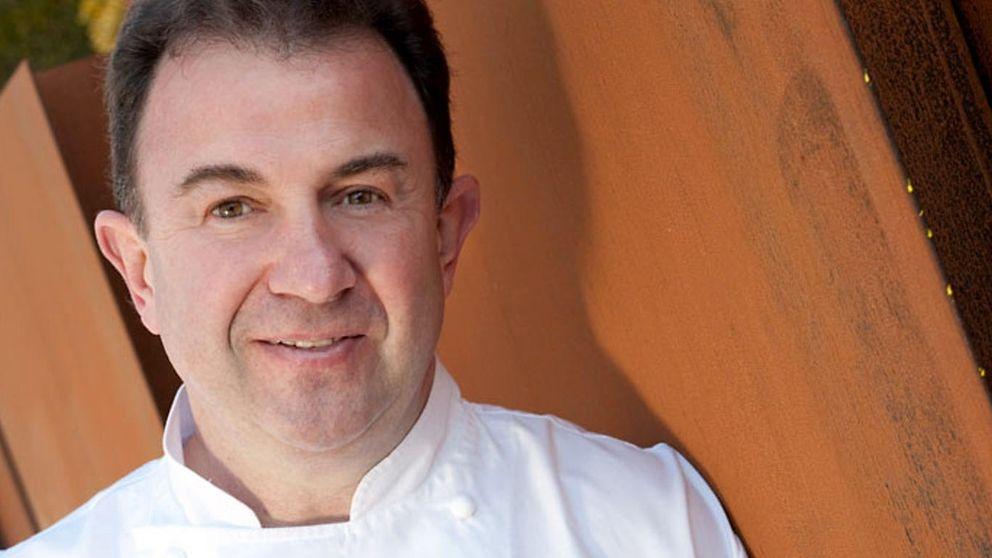 Martín Berasategui, el chef español con más estrellas Michelin