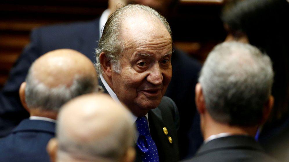 Foto: Fotografía de archivo de Juan Carlos I. (Reuters)