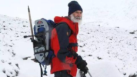 Un hombre de 80 años escala las 282 montañas más altas de Escocia