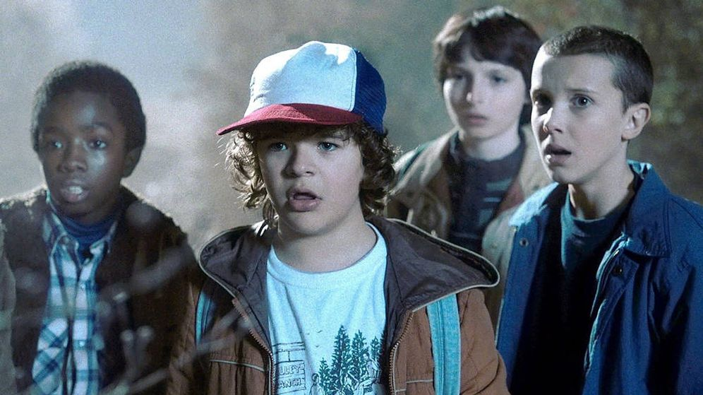Foto: El pastizal que cobrarán los protagonistas de 'Stranger Things'. (Netflix)