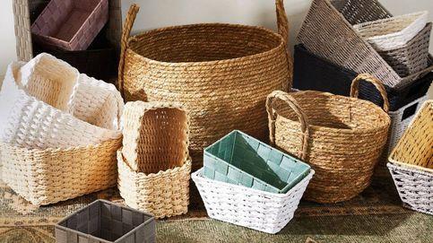 Los mejores complementos para tu baño pueden ser estas cestas de Primark Home