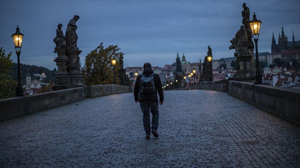 Nuevo récord de casos en República Checa, que estudia trasladar contagiados a Alemania