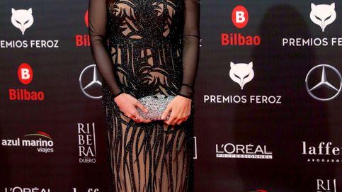 Elena Furiase triunfa en la alfombra roja con la firma favorita de Sara Carbonero