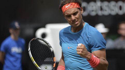 Rafa Nadal se recicla con una nueva actitud para disfrutar del tenis