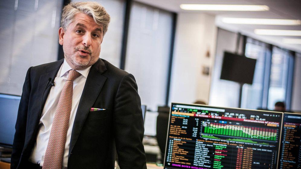 Foto: Juan Pedro Moreno dejará de ser presidente de Accenture en España, Portugal e Israel el 1 de marzo. Foto: Carmen Castellón.