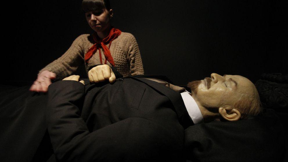 ¿Qué hacemos con la momia de Lenin?