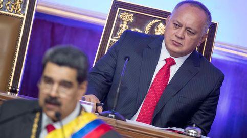 El dirigente chavista Diosdado Cabello anuncia que tiene coronavirus