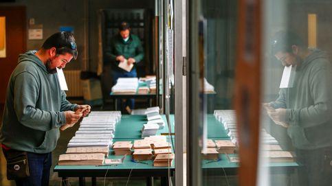 La participación sube con respecto a 2016: el 41,49% de los censados vota hasta las 14:00
