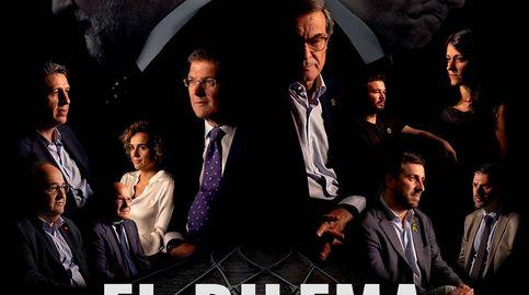 Insólito: 'Salvados' preestrena en el AVE su último documental sobre el 'procés'