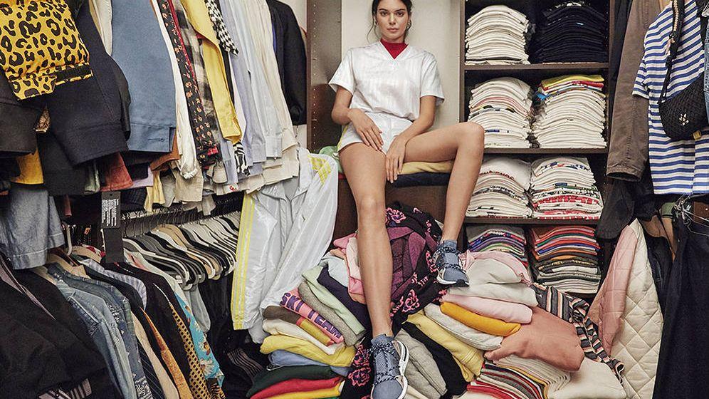 Foto: El orden en un armario es básico para aprovechar toda tu ropa. (Imagen: Adidas)