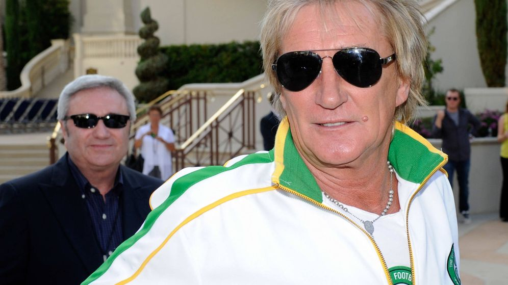 Foto: Sir Rod Stewart. (Getty)
