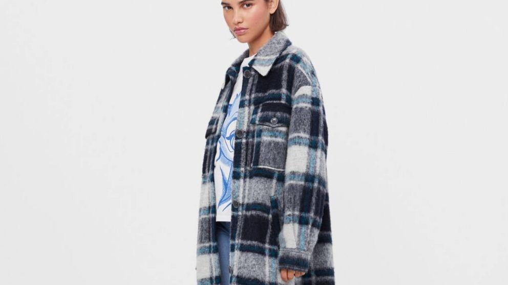 Este abrigo de Bershka es el único que vas a querer llevar este invierno