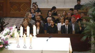 La Iglesia topa con Podemos