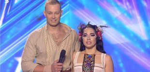 Post de Los espectadores tampoco respaldaron a  Duo Flame en la final de 'Got Talent'