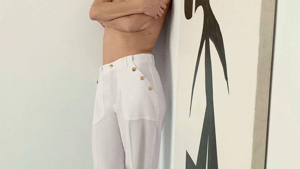 Foto: Pantalón elegante de Zara. (Cortesía)