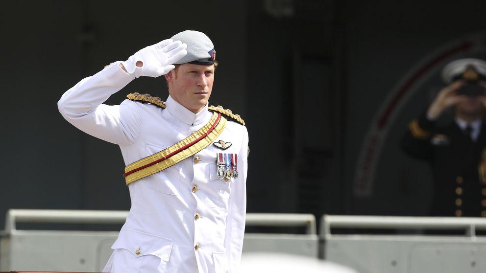Que tiemble Buckingham Palace: el príncipe Harry se queda en paro