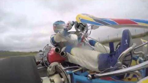 Súbete al kart con Fernando Alonso