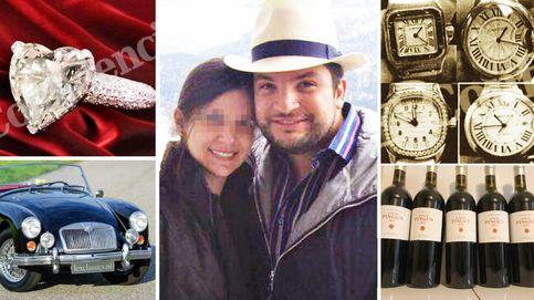 El secreto en Madrid de José Roberto: relojes, diamantes, puros, vinos y deportivos de lujo