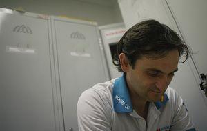 Óscar Carrillo, enfermero
