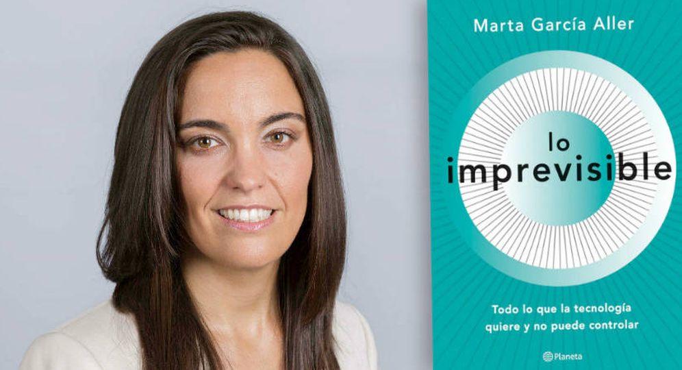 Foto: Marta García Aller. (Javier Burgos)