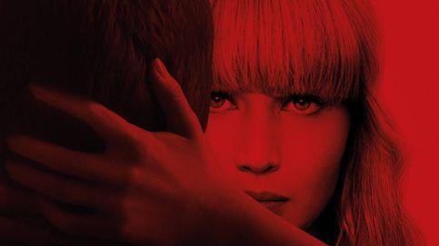 Gorrión Rojo, la película de Jennifer Lawrence que arrasa en la taquilla española