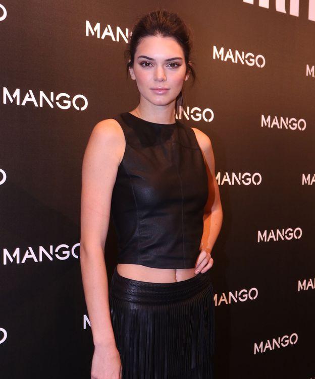 Foto: Kendall Jenner acapara todas las miradas en la nueva campaña de Mango