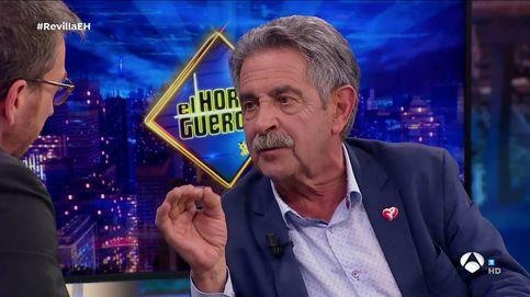 Miguel Ángel Revilla contraataca al lazo amarillo del independentismo