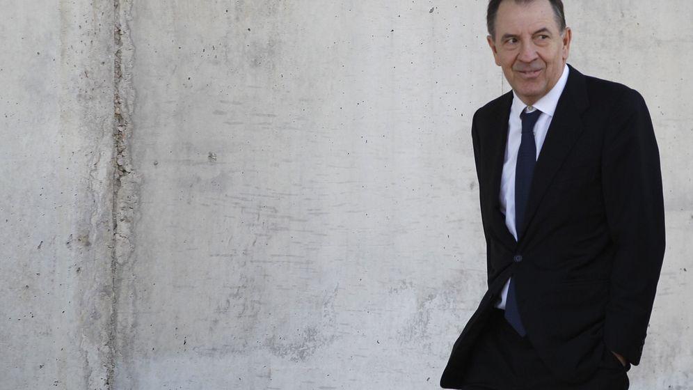 Foto: Ildefonso Sánchez Barcoj, ex director financiero de Bankia (Efe)