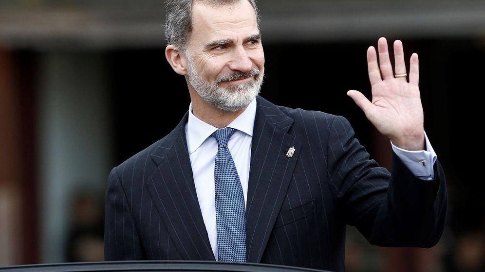 Foto: Felipe VI, en una imagen reciente. (EFE)