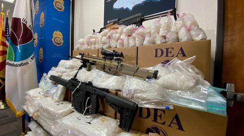 Un anónimo a la Policía española permite desmontar un laboratorio de droga en EEUU