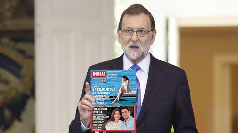 ¿Cómo explicaría Mariano Rajoy la portada de Isabel Pantoja?