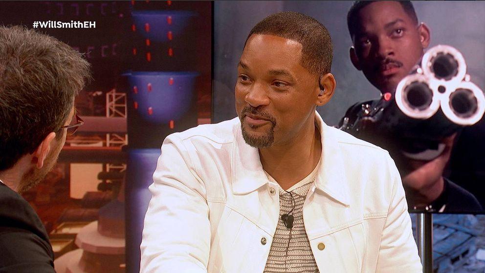 'El Hormiguero': regalazo de Will Smith a Pablo Motos por los 2.000 programas