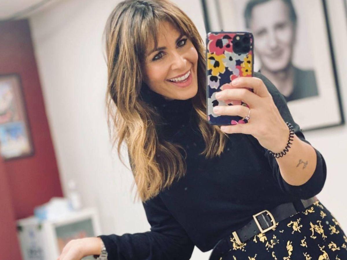Foto: Nuria Roca en una imagen de sus redes sociales. (Instagram @nuriarocagranell)