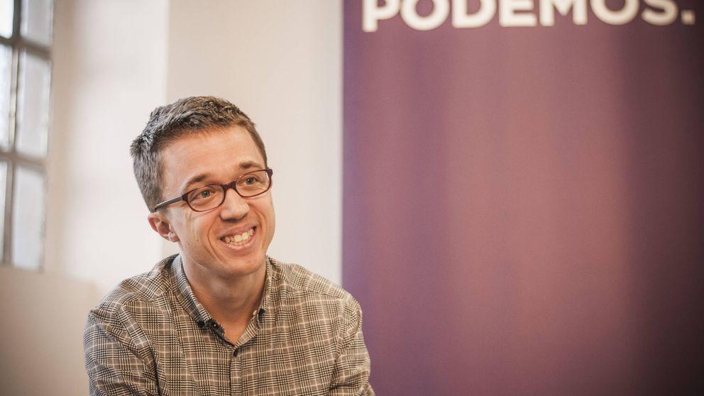 Íñigo Errejón: Tarde o temprano vamos a heredar nuestro país