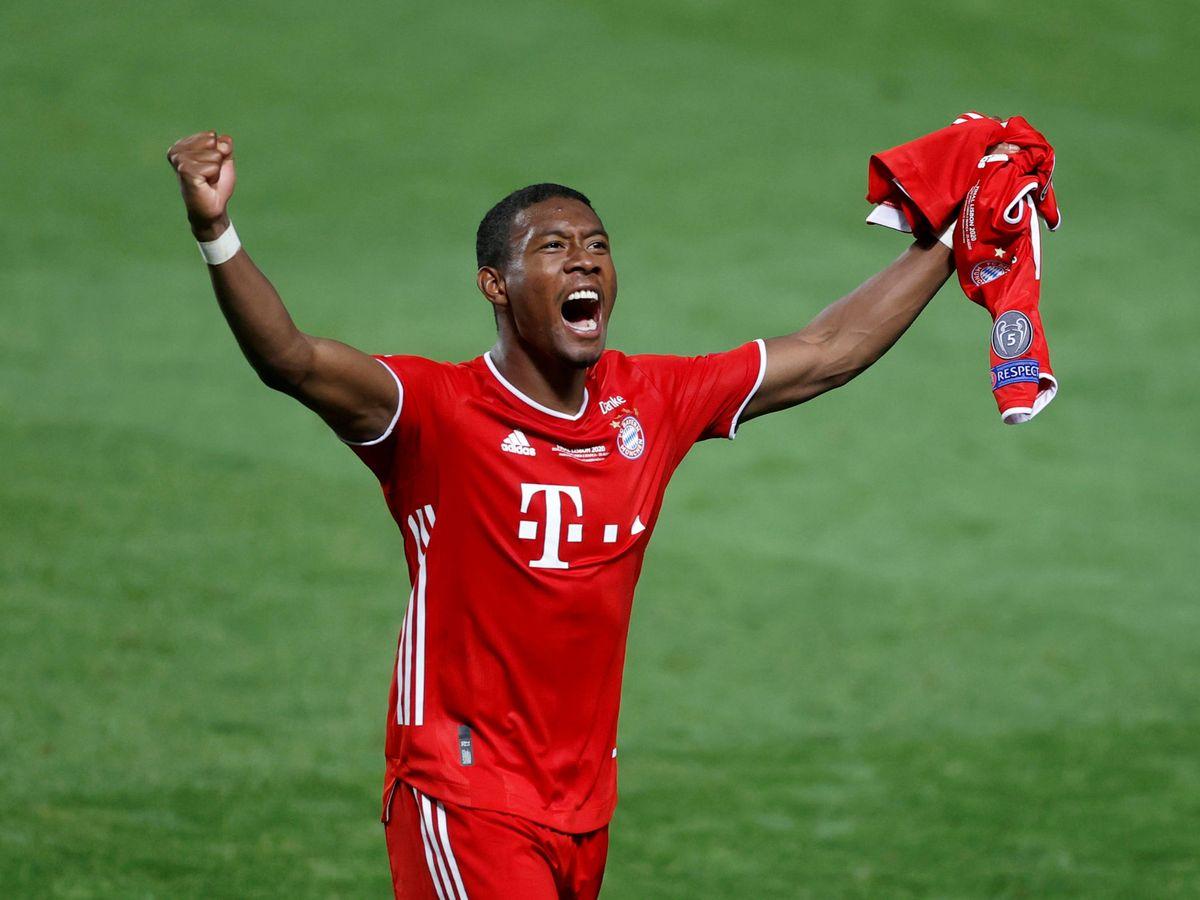 Foto: David Alaba cambia el Bayern de Múnich por el Real Madrid. (Reuters)