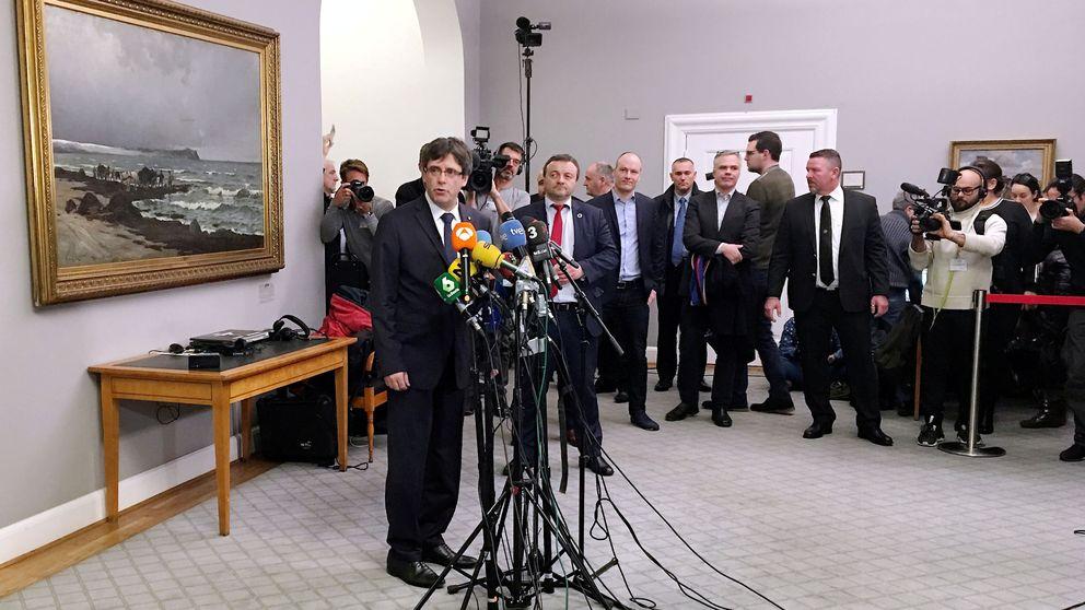 ¿Por qué desiste Puigdemont del voto delegado? Una metedura de pata...