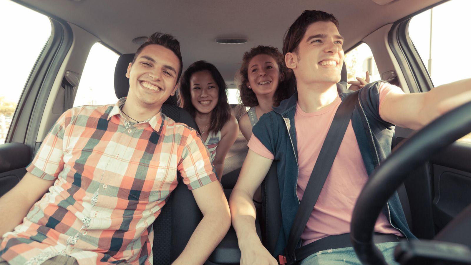 Foto: Compartir coche es una de las formas de consumo colaborativo más extendida
