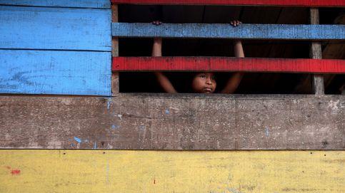 Vida cotidiana en un pueblo indígena