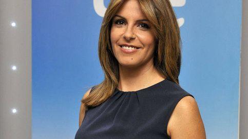 Pilar García Muñiz se ahoga y se queda sin habla en directo en el 'Telediario 1'