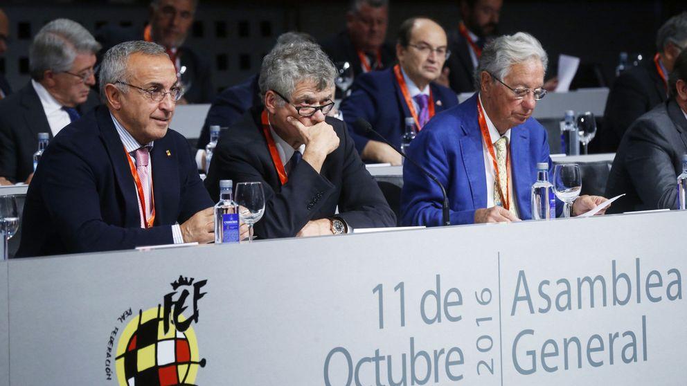 Órdago de Villar al CSD: a los tribunales para que las elecciones sean a su gusto