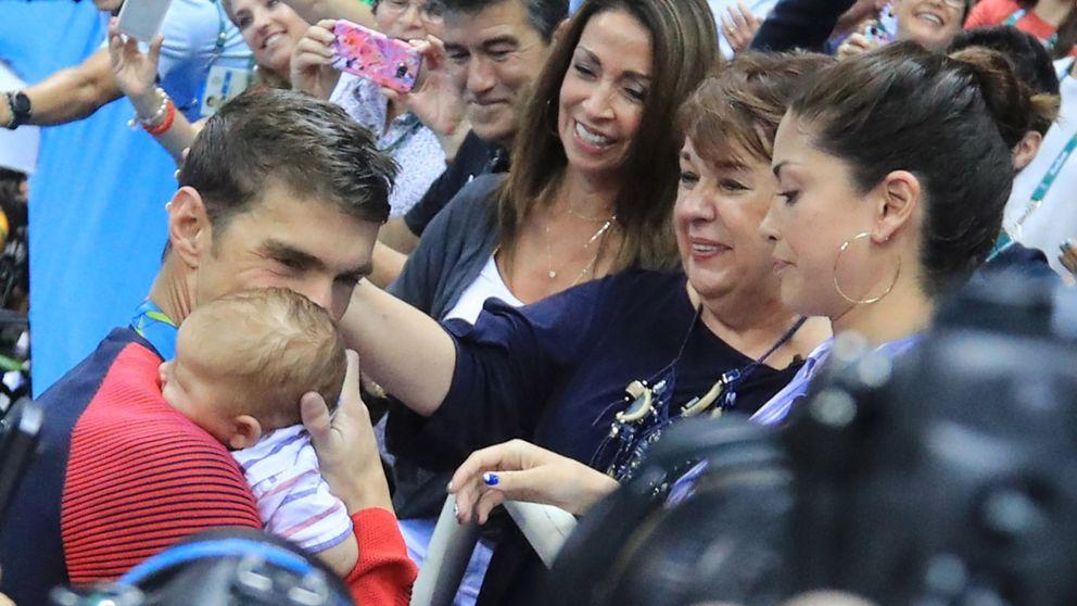 Michael Phelps y Katie Ledecky, cosas que ver antes de morirse