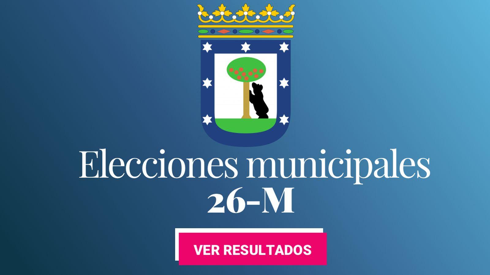 Foto: Elecciones municipales 2019 en Madrid. (C.C./EC)