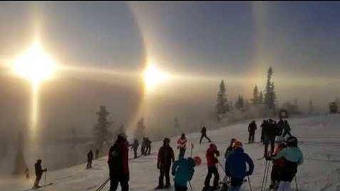 Revelado el misterioso sol visto en Suecia