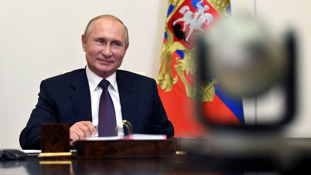 Putin está dispuesto a apoyar con fuerzas policiales a Lukashenko si se descontrola