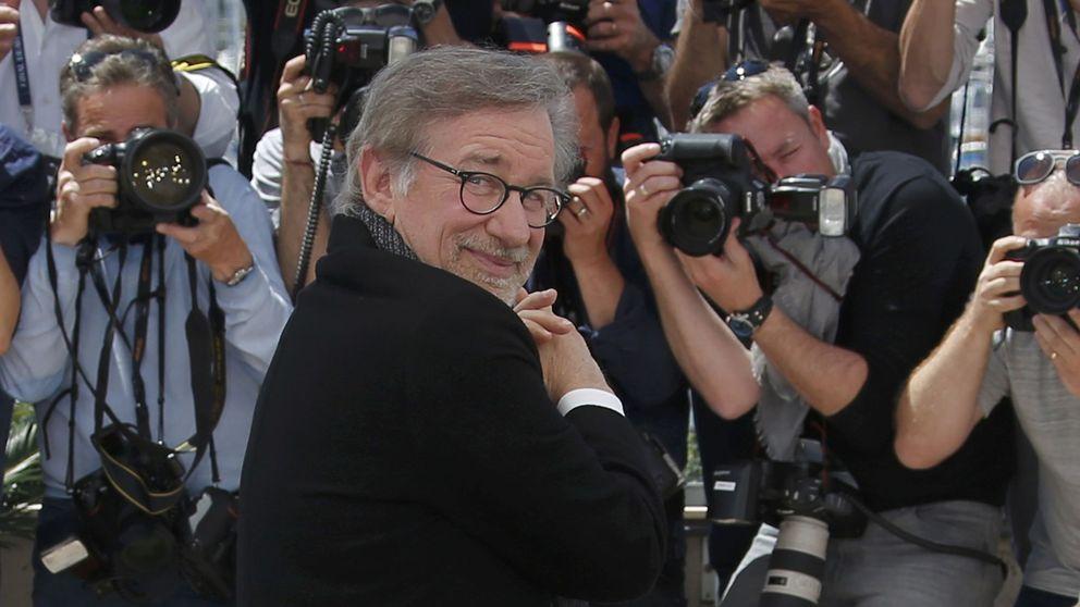 Un gigante llamado Spielberg parte Cannes en dos