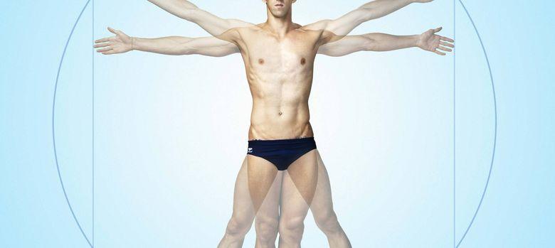 Consigue el cuerpo (perfecto) de un nadador en tan sólo 8