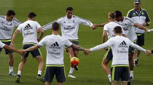 El día en que el vestuario del Real Madrid conoció al Benítez adulador