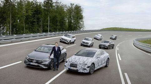 Mercedes-Benz quiere una gama cien por cien eléctrica al final de esta década