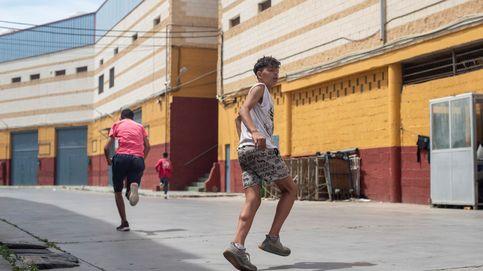 El 8% de los menores acogidos en Ceuta ha dado positivo por coronavirus