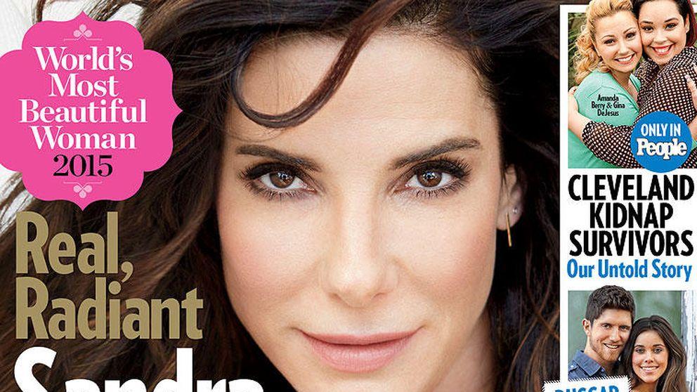 Sandra Bullock lidera el ranking de las 10 mujeres más guapas del mundo según 'People'